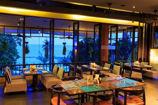 Laem Set, Tajlandia: restaurant