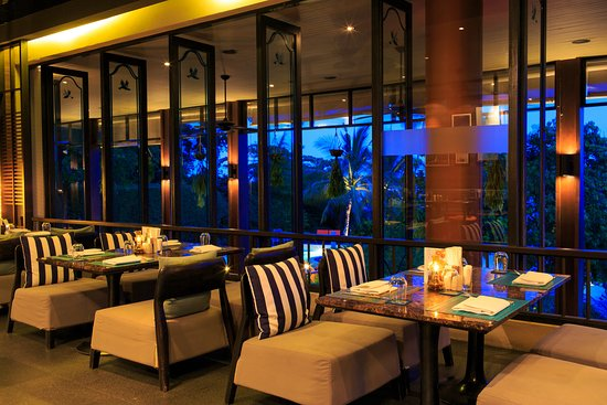 Laem Set, Thailandia: restaurant