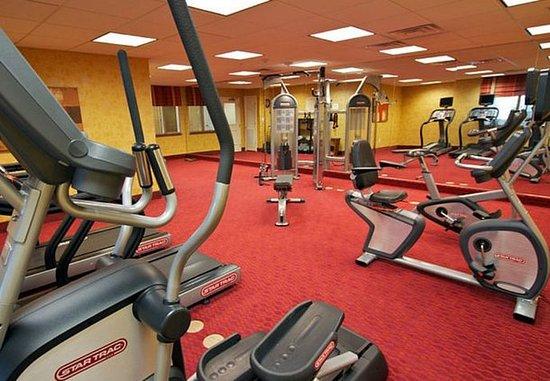 คอลเลจสเตชัน, เท็กซัส: Fitness Center