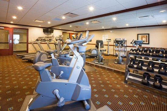 Winona, MN: Fitness Center