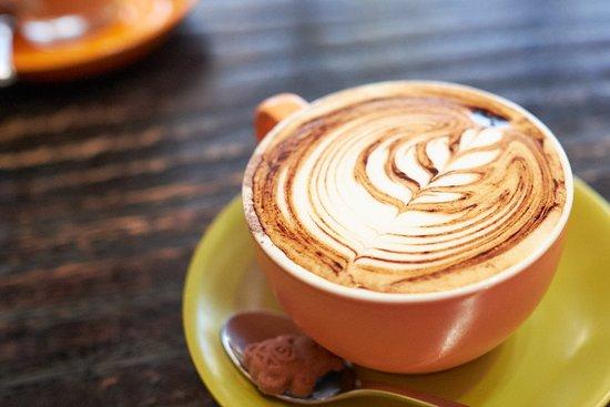 Leederville, أستراليا: Cappuccino