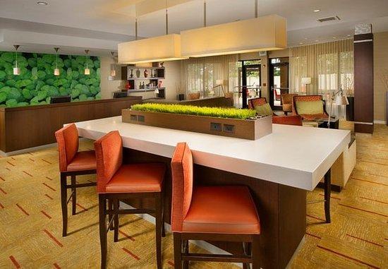 Waldorf, MD: Communal Table
