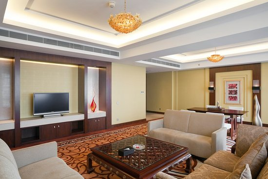 Zhongshan, China: Presidential Suite