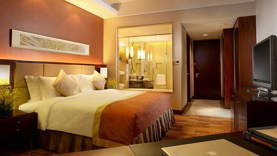 Zhongshan, China: Executive Room