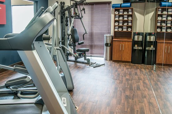 Comfort Suites: Fitness