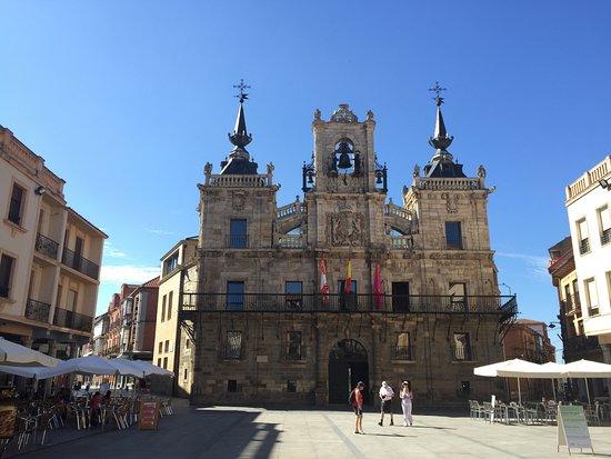 Ayuntamiento de Astorga: El ayuntamiento