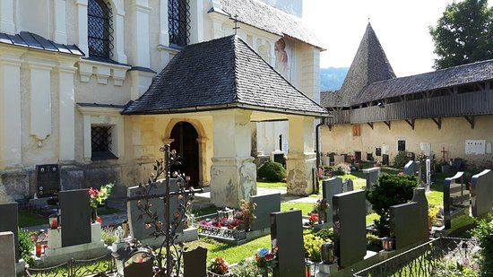 Wehrkirche Diex