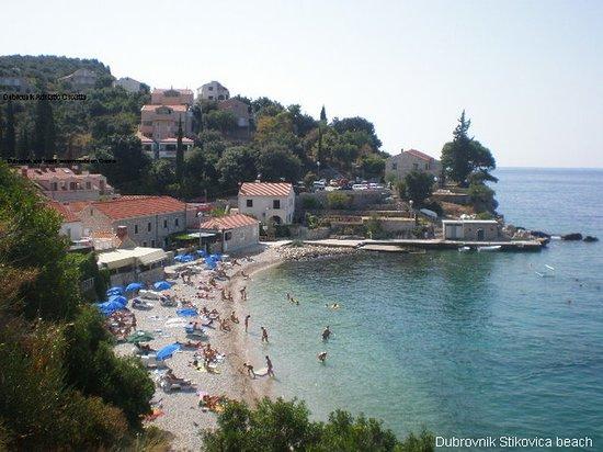 Zaton, Hırvatistan: ŠTIKOVICA BEACH