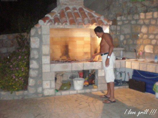 Zaton, Hırvatistan: BARBICUE