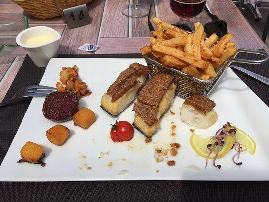 Restaurant La Haute Ville Boulogne Sur Mer