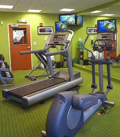 Seymour, IN: Fitness Center