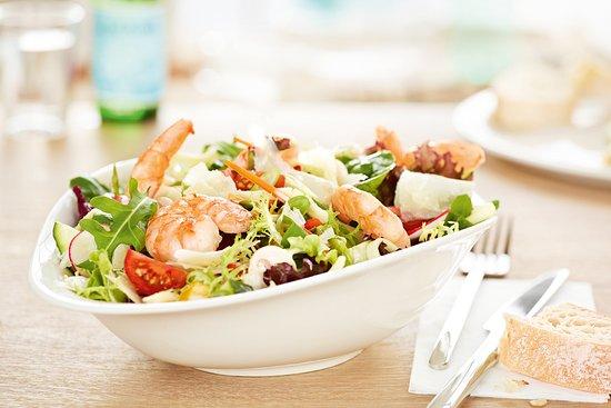 Vapiano M Street: insalata