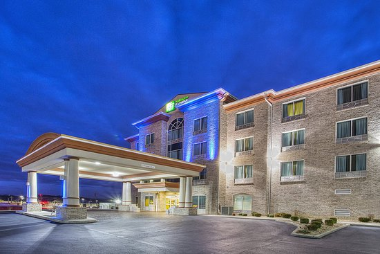 Somerset, KY: Hotel Exterior