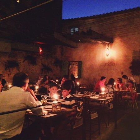 Ses Salines, Spain: es trenc restaurant