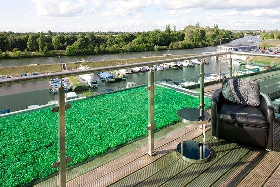 Surbiton, UK: View from Room