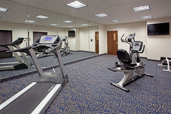 Hope Mills, NC: Fitness Center