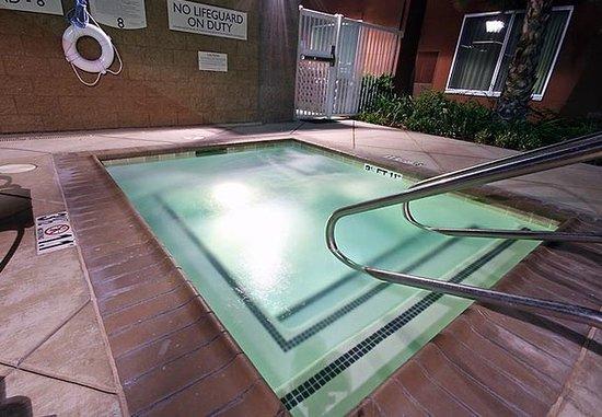 Turlock, كاليفورنيا: Outdoor Spa