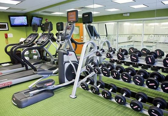 East Peoria, IL: Fitness Center