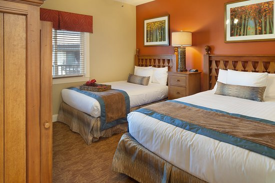 Holiday Inn Club Vacations Gatlinburg-Smoky Mountain: Lots of space for you to enjoy with family and friends
