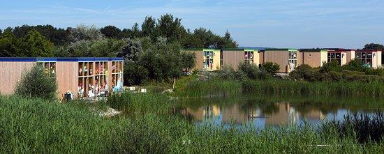 Meckenbeuren, ألمانيا: Das Ravensburger Spieleland Feriendorf