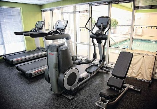 Texarkana, TX: Fitness Room