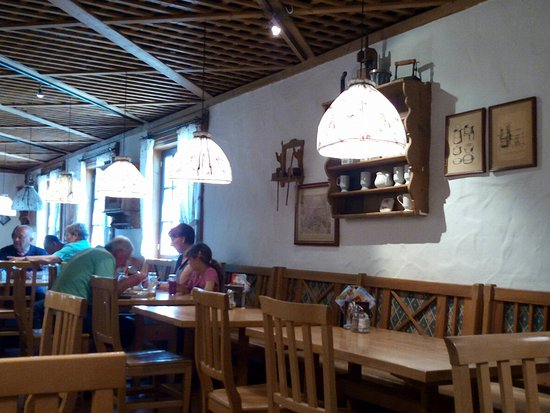 Ampass, Αυστρία: sala da pranzo