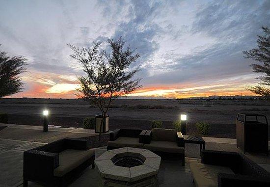 Chandler, AZ: Fire Pit