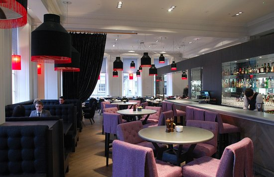 Blythswood Square: Blythswood Square Restaurant OFW