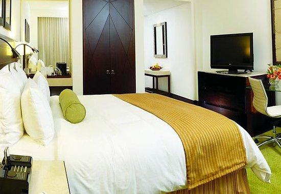 Bogota Marriott Hotel: King Guest Room