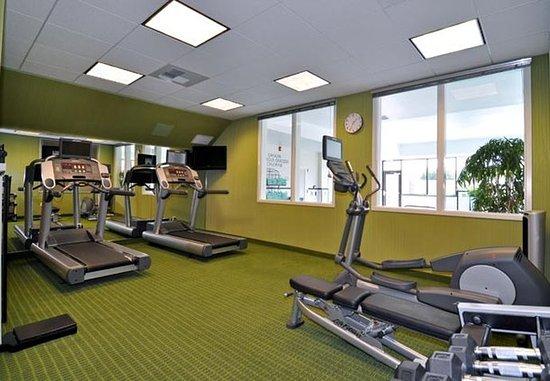 Tehachapi, Californien: Fitness Center
