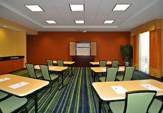 Tehachapi, Californien: Meeting Room – Classroom Style