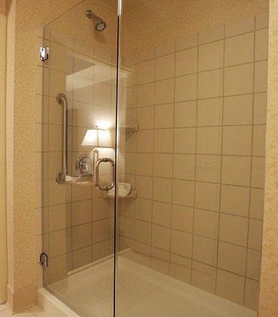 South Boston, Βιρτζίνια: Suite Bathroom