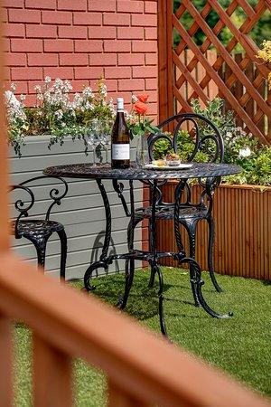 The Watermill Restaurant: Outside Terrace