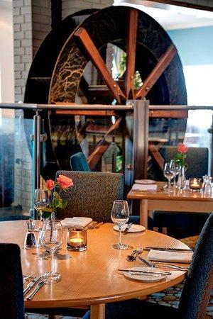 The Watermill Restaurant: Restaurant