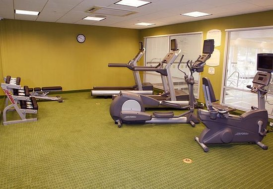 Fairfield Inn & Suites Madison East: Fitness Room