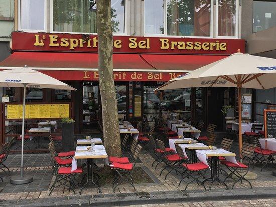 L'Esprit de Sel Brasserie