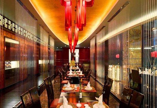 Beijing Marriott Hotel Northeast: Choy's Seafood