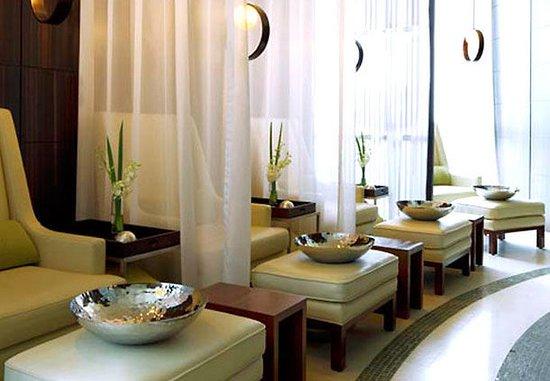 Beijing Marriott Hotel Northeast: Schöne Spa