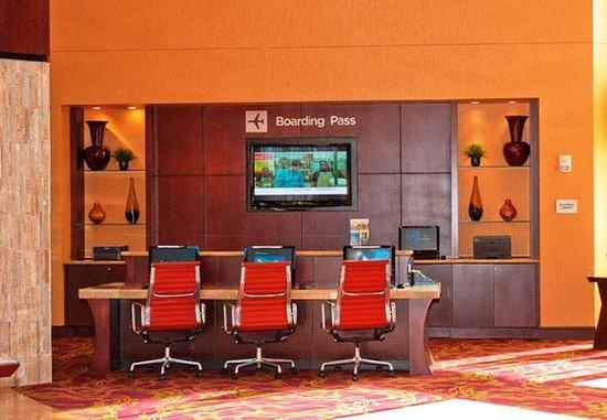 Allen, TX: Business Center