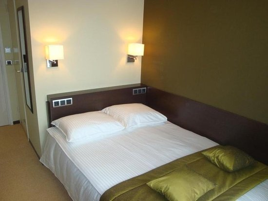 Boutique Hotel View: Small Double Room