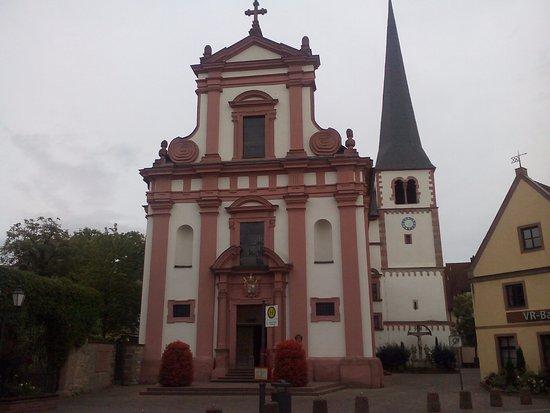 Veitshochheim, Tyskland: Church