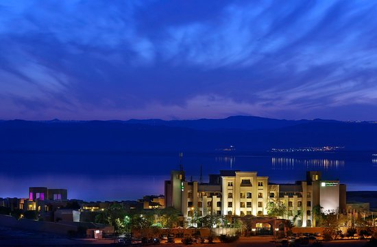 Holiday Inn Resort Dead Sea: Ultimate relaxation at the Family Friendly Holiday Inn