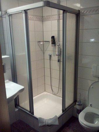 Veitshochheim, Tyskland: bathroom