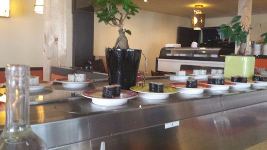 Muret, France : Le sushi Bar