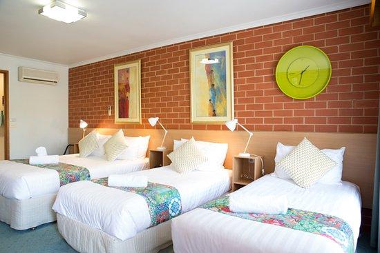 Yackandandah, Австралия: Family 4 room