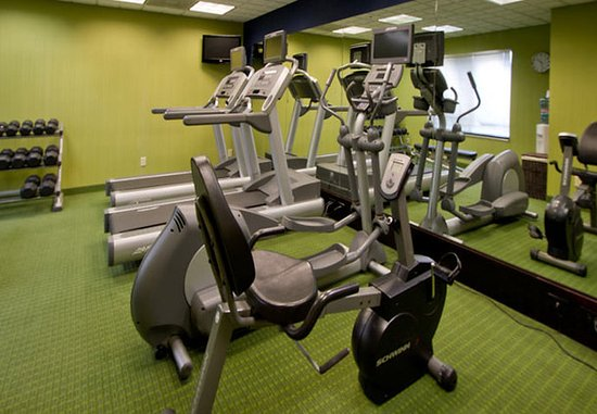 Fairfield Inn & Suites San Antonio Boerne : Fitness Center