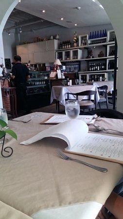 Italia Restaurant: Restaurant Interior