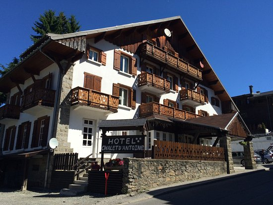 Hotel Chalet d'Antoine Picture