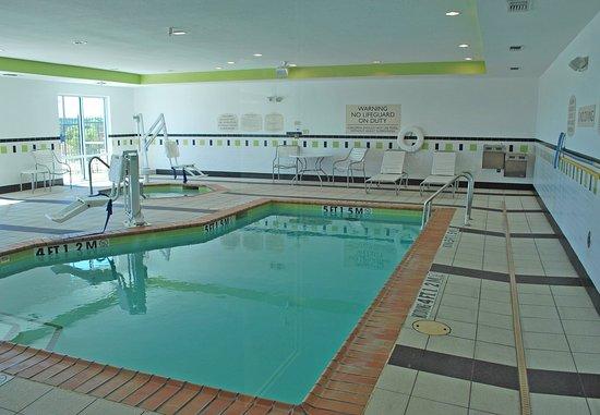 Weatherford, TX: Indoor Swimming Pool