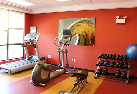Clarksville, TN: Fitness Center
